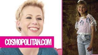 Jodie Sweetin Critiques Her Best Throwback Looks | Cosmopolitan