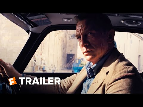 No Time to Die Final Trailer (2021) | Movieclips Trailers
