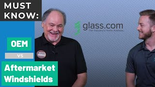 The OEM vs. Aftermarket Windshield Debate - Watch This Before You Replace!