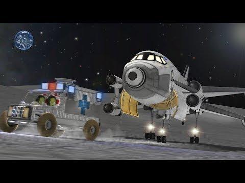 KSP: The Space Ambulance SSTO!