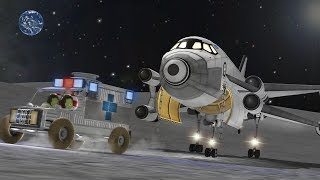 KSP: The Space Ambulance SSTO!