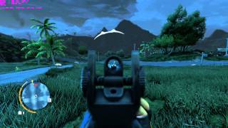 Far cry 3 Maxed Out i5 4670k R9 290 Crossfire
