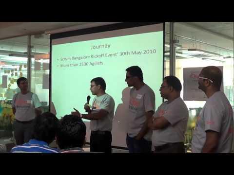 Scrum Bangalore 15 - Open House