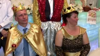 Сказка свадебная Как принцесса замуж собиралась