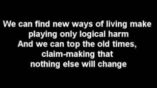 Interpol Obstacle 1 Lyrics