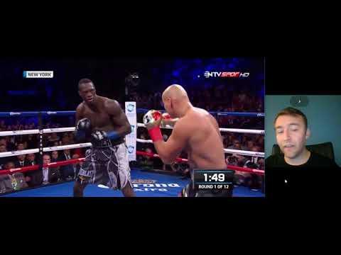 Deontay Wilder vs Luis Ortiz -Breakdown Analysis and Prediction