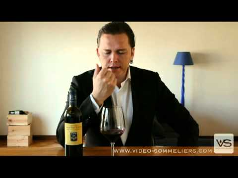 Chateau Smith Haut Lafitte red 2008 by Andreas Larsson, Best Sommelier of the World