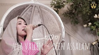 Via Vallen - Deen Assalam ( One take cover version )