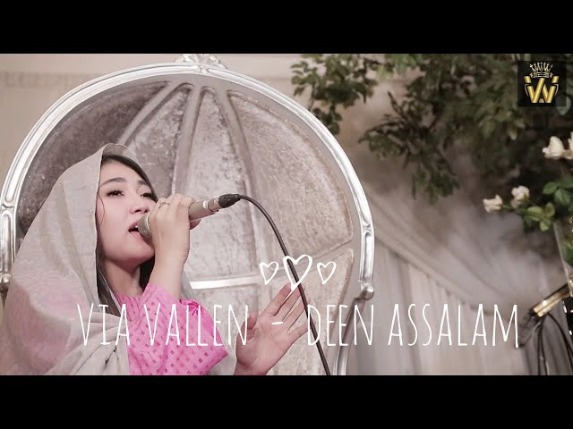 Via Vallen - Deen Assalam Cover Version