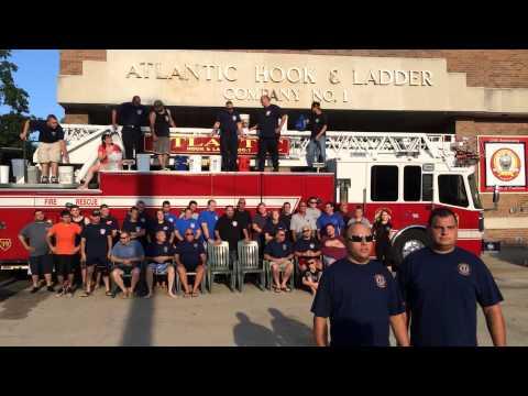 Port Washington Fire Deptartment Ice Bucket Challenge PWFD NY