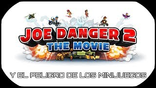 Joe Danger 2 The Movie | El peligro de los minijuegos [PC][ESPAÑOL]