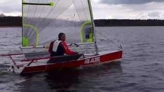 Annandale sailing club - Blaze