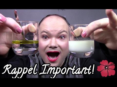 L'huile de coco n'est pas une huile démaquillante !