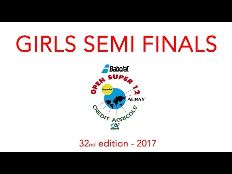 FRUHVIRTOVA (CZE) vs COSTOULAS (BEL) - Open Super 12 Auray Tennis - Semi finals