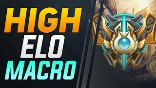 Learn the Macro Secrets of a Challenger Marksman