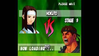 Hokuto TAS Street Fighter EX plus α