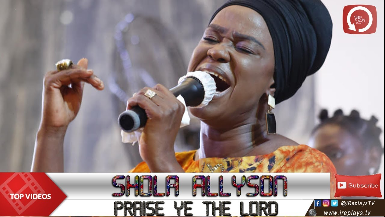 Download SOLA ALLYSON WORSHIP   PRAISE YE THE LORD 2021