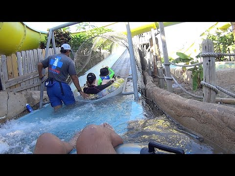 Chaser Water Slide at Schlitterbahn South Padre Island