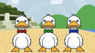 Six Little Ducks   Family Sing Along - Muffin Songs