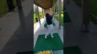 +1 HCP GOLFER | Practice long swing | JollyGolf Teaching Aid