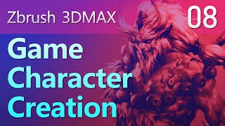 Game Character Creation Workfl…