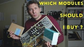 modular minimal/micro house music: which modules should you buy? | distilled noise