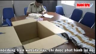 Bắt 12.000 Điếu Thuốc Jet Giả