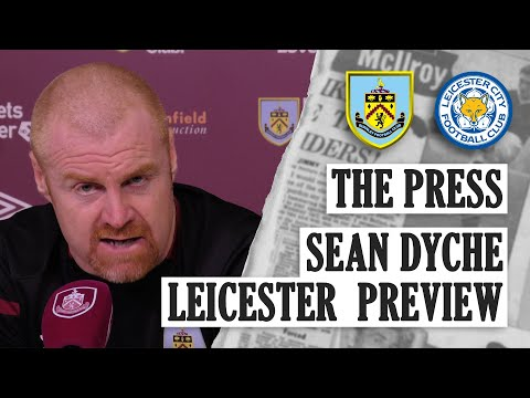 HOW TO OUTFOX THE FOXES? | THE PRESS | Burnley v Leicester 2019/20
