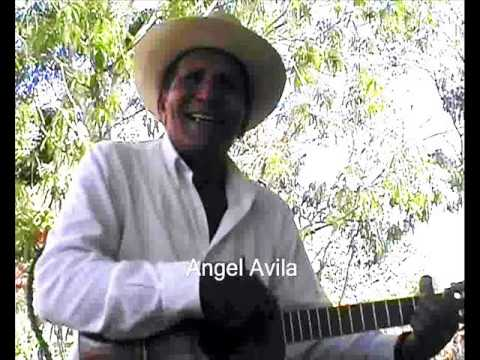 Llanero siente y lamenta - Ángel Ávila