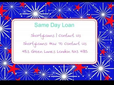 same day Loan online