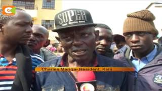 Kisii accident: 4 dead