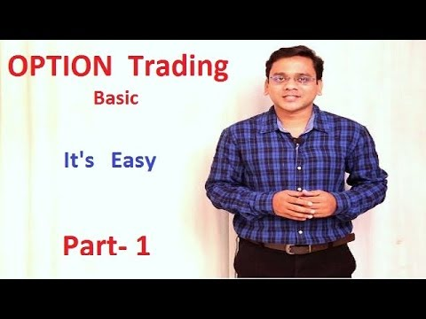 Options trading for beginners in stock market in hindi. Call Options and Put Options.