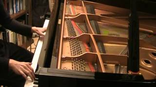 Josh Mollart plays the Black and White Rag - George Botsford, arr. Winifred Atwell