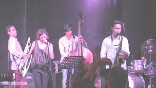 indra lesmana keytar trio ft eva celia freeman in paris mostly jazz in bali 10 01 2016 hd