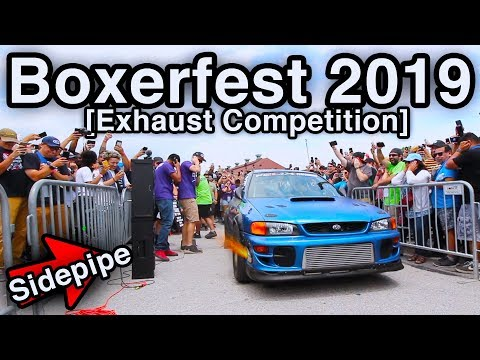 boxerfest-2019-subaru-exhaust-competition