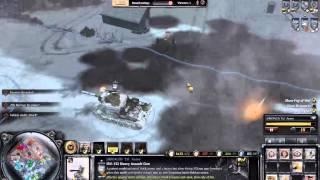 Epic ISU-152 pwnage