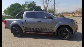 Nissan Navara Stealth Quick Review