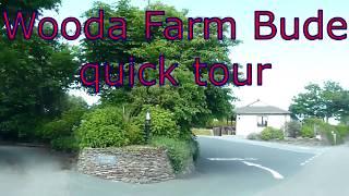 Wooda Farm Bude Cornwall, caravan park, touring park, campsite, holiday park