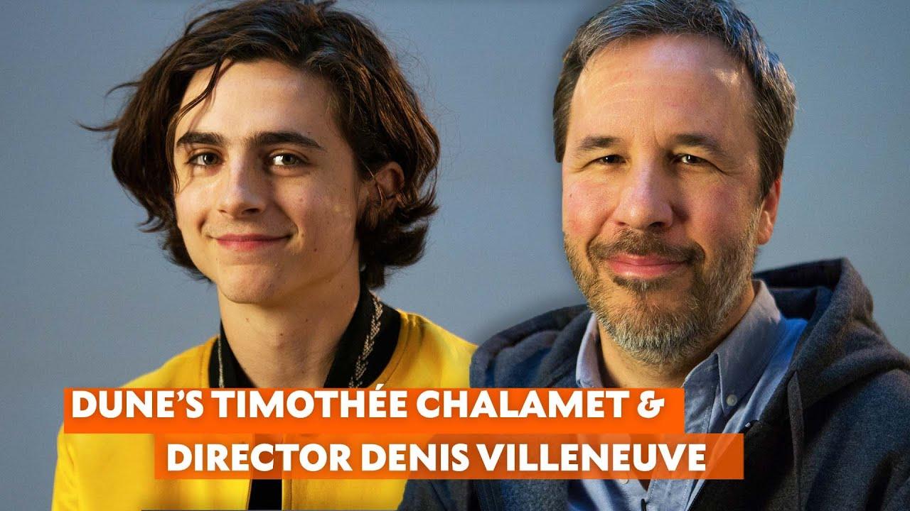 Download Dune's Timothée Chalamet & Director Denis Villeneuve | Best Of BAFTA