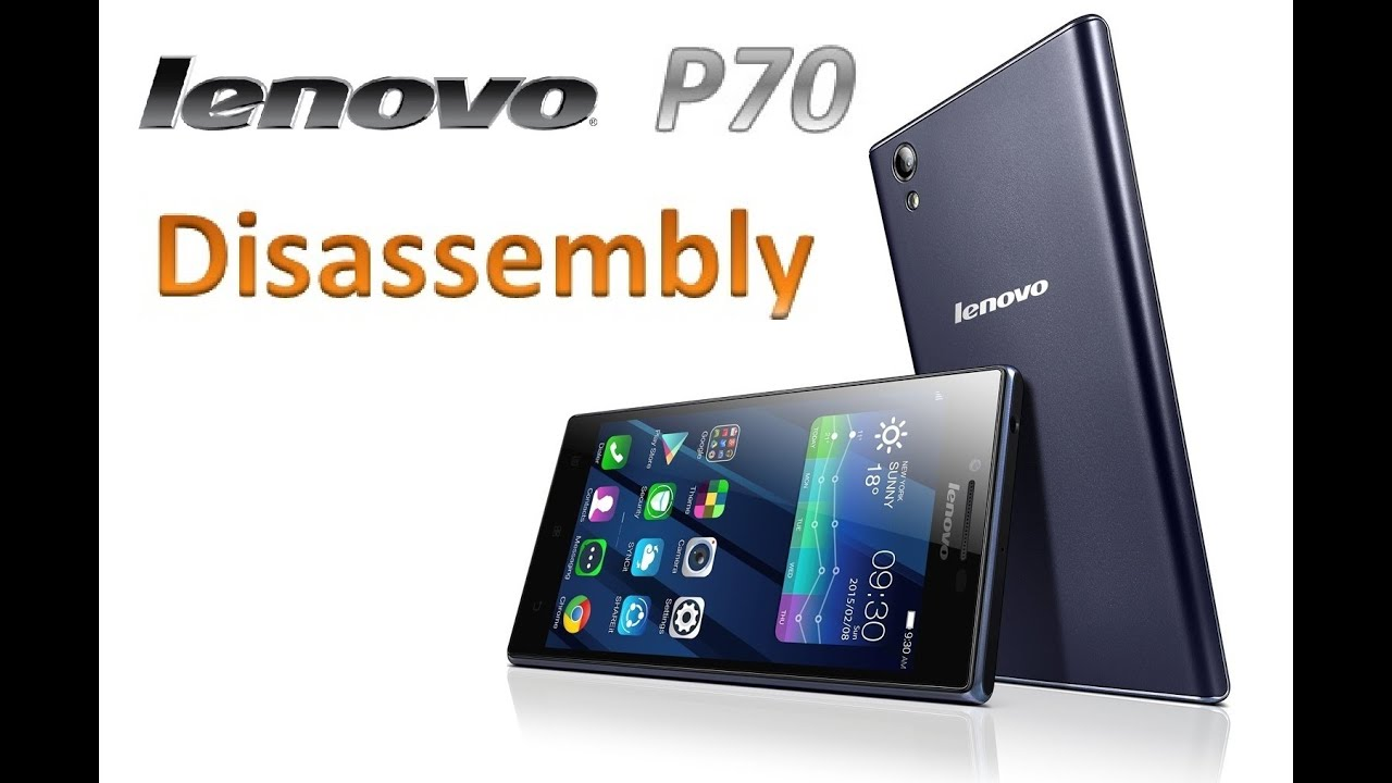 Lenovo P70 Disassembly Screen Replacement Youtube Touchscreen A2020 Vibe C Ts