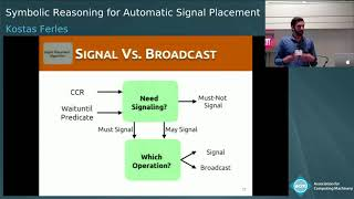 Symbolic Reasoning for Automatic Signal Placement