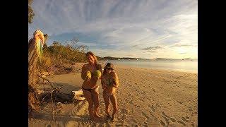 SEXY Coconut Tree climbing ~ Episode 36 (Sailing Catalpa)