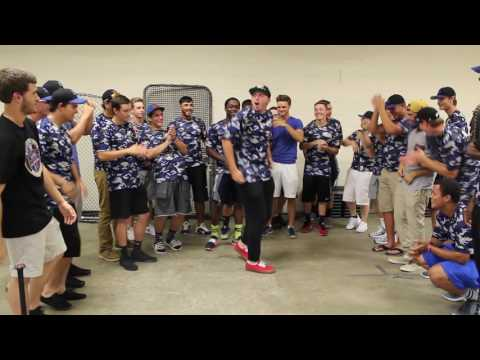 Henry Ford College Athletics Running Man Challenge