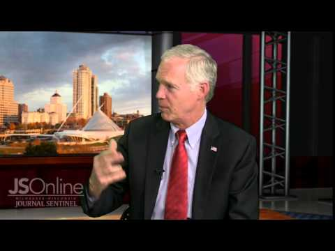 Fourth and State: Sen. Ron Johnson on foreign policy