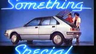 Program Sponsor Nissan Pulsar - 1986