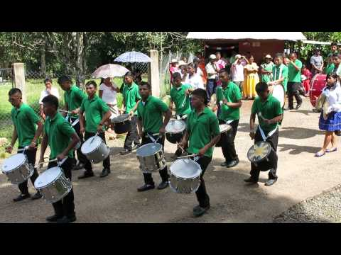 November 3rd Parade in Chichica, Panama - 6