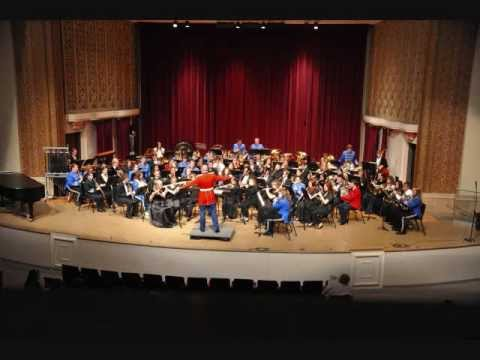 Capital Honors Wind Ensemble 2011 - Cenotaph