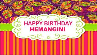Hemangini   Birthday Postcards - Happy Birthday HEMANGINI