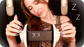 ASMR Luxury EAR MASSAGE & Whispering to You ❤️ Ear Tapping, Crunchy, Sticky, Oily Sounds for Sleep