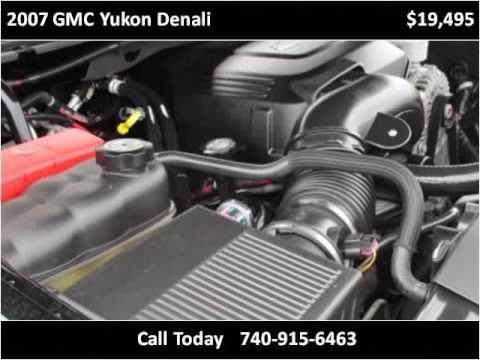 2007 GMC Yukon Denali Used Cars Columbus OH